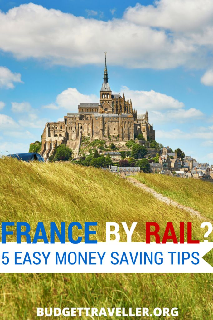 Visiting France soon? Thinking of using the train?  Paris to Milan for €29? Here are 5 , really easy to follow money saving tips that should save you money and a lot of a hassle.