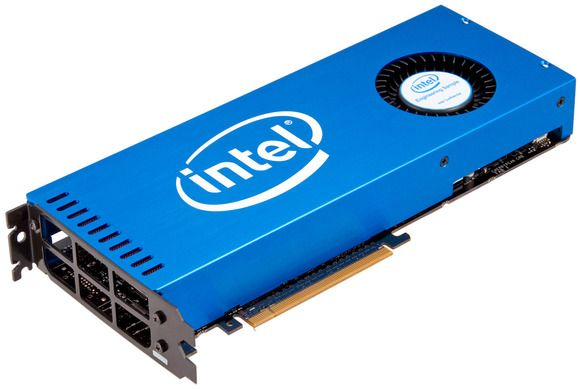 I Intel will ship a workstation with its 72-core Knights Landing supercomputing chip in the first half of next year