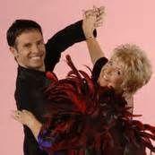 Series 3  Week 3.  Gloria Hunniford and Darren Bennett.