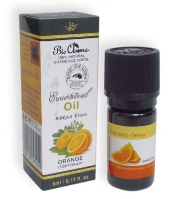 Orange pure essential oil. - Essential oil from oranges for aromatherapy