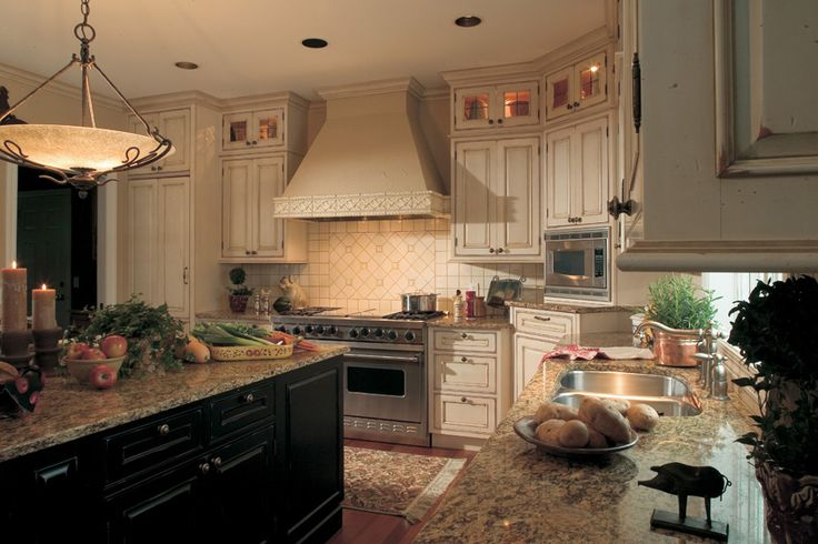 Built In Wall Microwave-Countertop Installation - Where Should You Put the Microwave? The science behind the #microwave oven was developed after World War II, but the #appliance that most of us use today did not start to become a standard in the home #kitchen until the 1970's… Read more on the Dura Supreme Blog