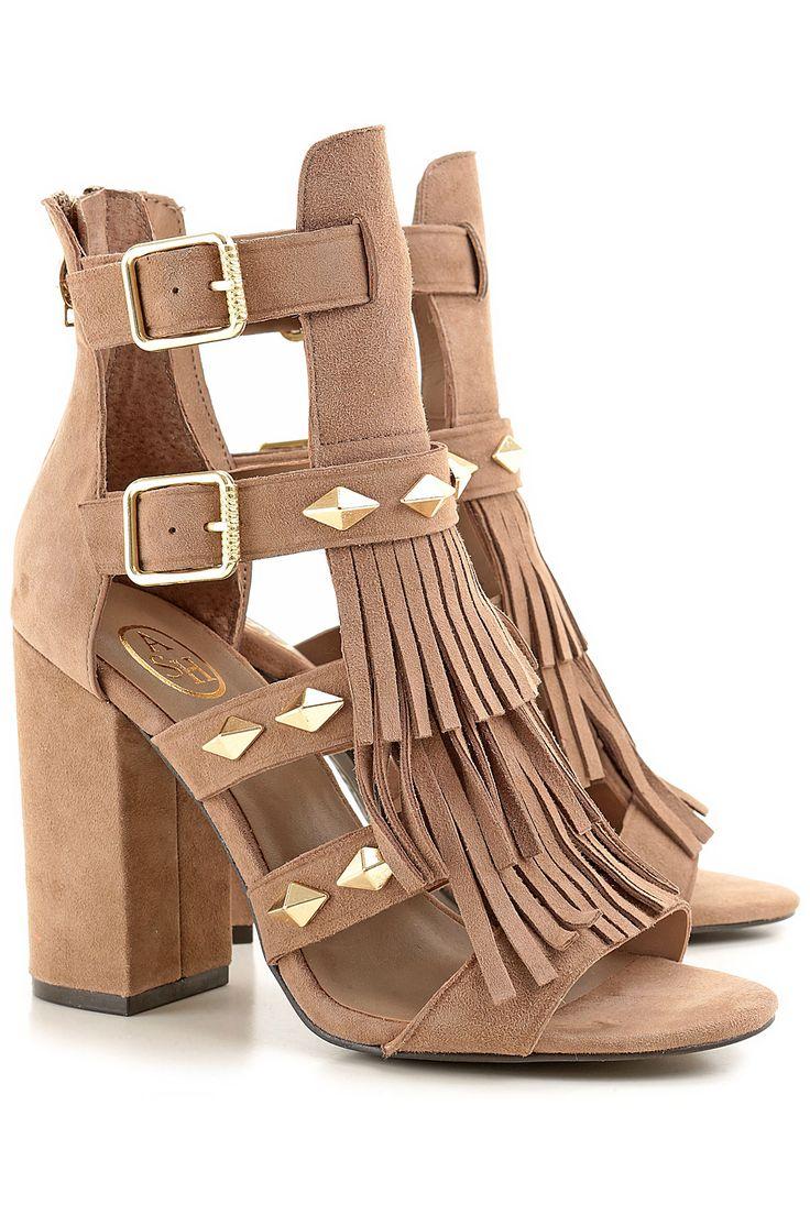 Zapatos para Mujer Ash, Detalle Modelo: exodus-100850-taupe