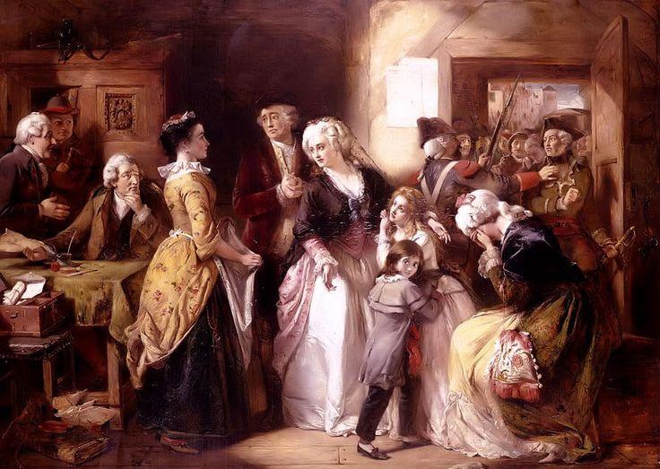 21 juni 1791: Lodewijk XVI en Marie Antoinette vluchten naar Varennes