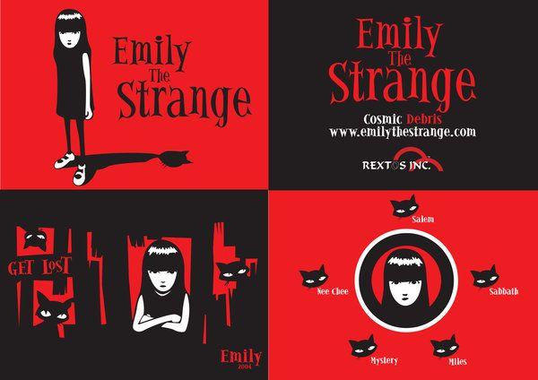 Emily The Strange by YogorutoSenpai