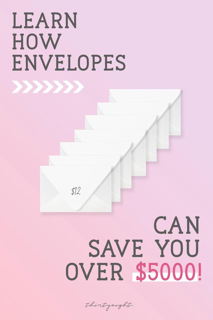 Envelope Cash Method For Beginners!