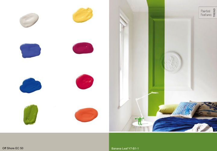 Plascon 2015 Colour Forecast - Vivid Expression