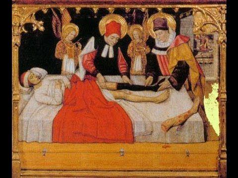 San Cosme y San Damián, 26 de Septiembre, Vidas Ejemplares