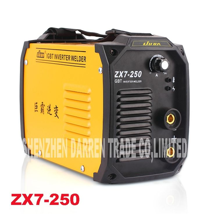 350.12$  Buy now - http://ali8mv.worldwells.pw/go.php?t=32783083670 - 4pcs  new portable  welder IGBT inverter portable welding machine  arc welder ZX7-250 with electrode holder and earth clamp