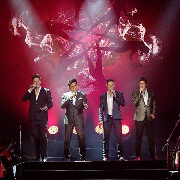 17 best images about il divo on pinterest lea salonga qvc and wicked game - Il divo concerti italia ...