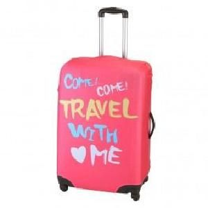 HOUSSE POUR VALISE Housse Look Ta Valise Love GM