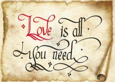 #love #is #all #you #need   👍  | ➡  | 📝    🔹 https://facebook.com /rayankalligraphie 🔸 http://rayankalligraphie.de      #kalligrafi #kalligraphie #kalligrafie #calligraphy #callygraphie #art #sanat #kunst #budageceryahu #rayankalligraphie #moderncalligraphy #brushcalligraphy #calligraphyph #calligraphyart #arabicCalligraphy #calligraphymasters
