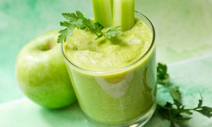Zeleninov� smoothie