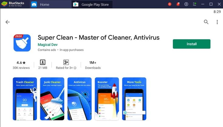 Free Download Clean Master for PC (Windows 10/8/7 Mac ...