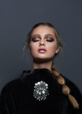 Photographer: Gönul Eliz Erturk  Model: Amanda Hetland  Mua/Stylist: Charlotte Wold
