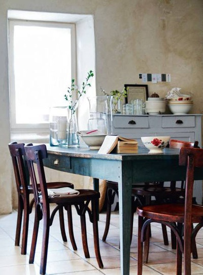 51 best Zinc tables Farm tables images on Pinterest