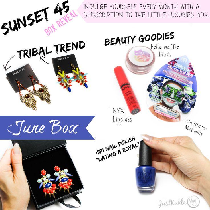 Sunset45 June Reveal