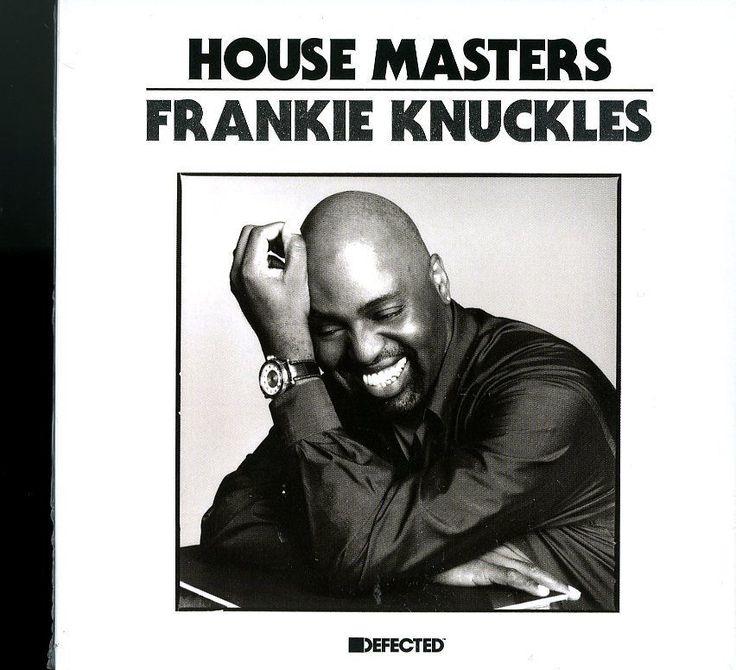 #HouseMasters l'album per il 2015 di #FrankieKnuckles . Vieni a comprarlo in negozio da #CDCLUB in versione CD oppure compralo sul nostro store online! (Clicca sulla copertina) Iin 24 ore è già a casa tua!! ;)