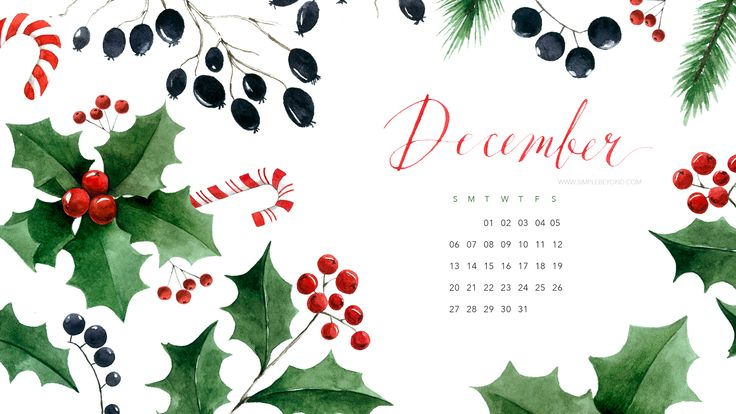 Wow! New year is coming! Free wallpapers inside - Simple + Beyond