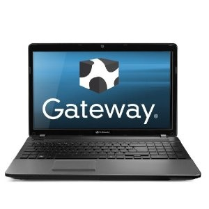 how to fix the mouse on a gateway laptop