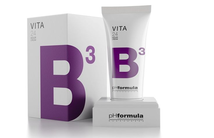 Vitamin B3 is essential to prevent and reverse visible signs of redness, pigment changes and skin ageing #winterskin #advancedskincare #vitamins