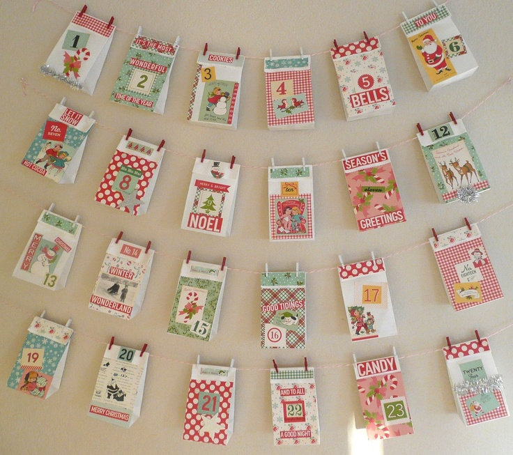 Romantic Calendar Ideas : Best images about advent calendar ideas on pinterest