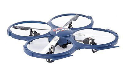 Dron UDI RC 2.4GHz 4ch 6 Gyro RC Quadcopter with HD Camera RTF – szook24.com