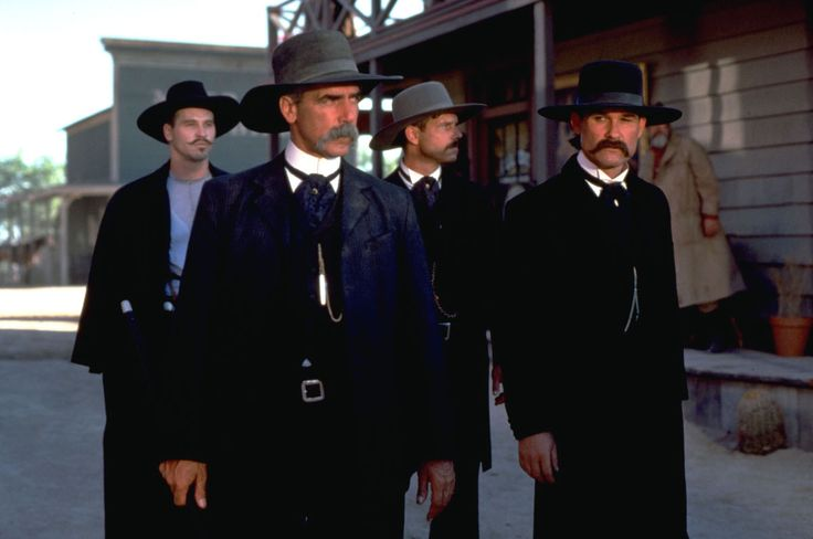 tombstone movie kurt russell | Cinema. Today we feature the cast of Tombstone. In 1993 Kurt Russell ...