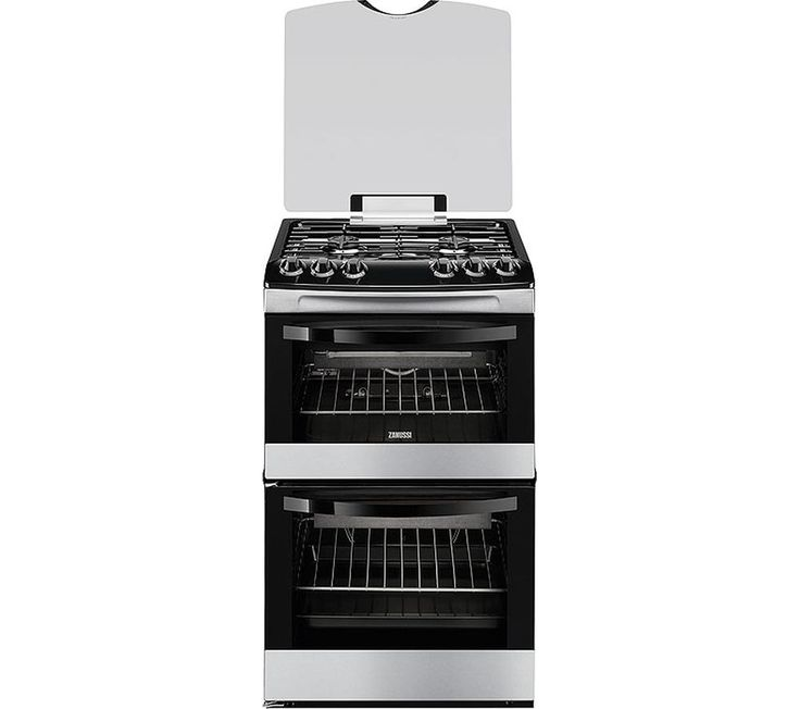 ZANUSSI ZCG43000XA 55 cm Gas Cooker - Stainless steel