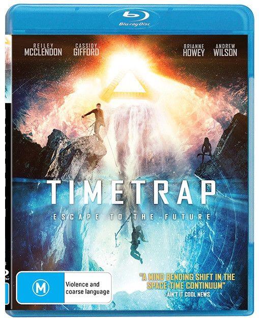 Alexia Netflix: Time Trap (2017) English 720p BDRip x264
