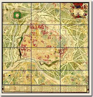 Historische Karten vor 1800 - Werner Arnold Steinhausen
