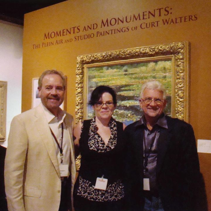 2009 Curt Miranda Walters Tom Dailey Moments to Monuments Curt Walters Retrospective.