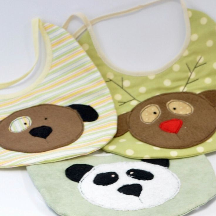 Love these bibs.. new photos to show them better...