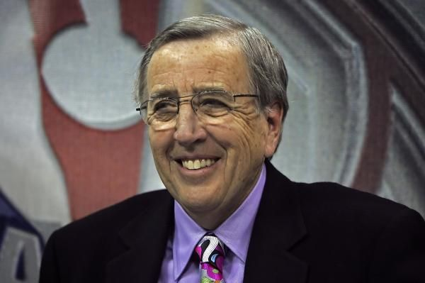 The Sports Xchange At age 77, broadcaster Brent Musburger is ready to step away from the microphone following decades as a marquee voice in…