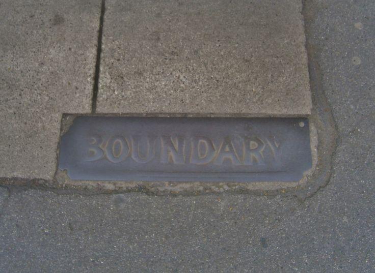 Boundary, Royston SE 36204 11479