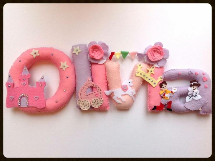 https://www.facebook.com/DaisyChainCreates Children felt name chains, easy to hang. £5.00 a letter for the first four letters then £3.00 a letter after. Message me at https://www.facebook.com/DaisyChainCreates xx