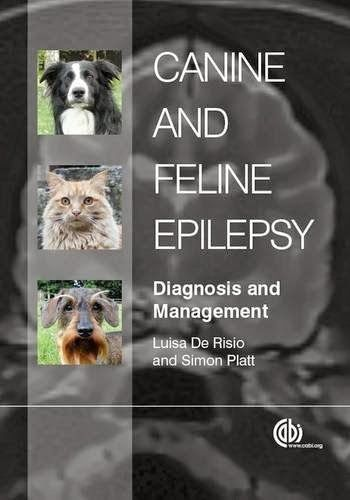 Veterinary E-Books: Canine and Feline Epilepsy Diagnosis and Managemen...
