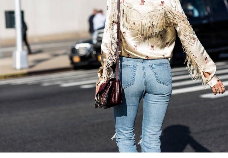 Her er tricket, der giver en god bagdel i jeans