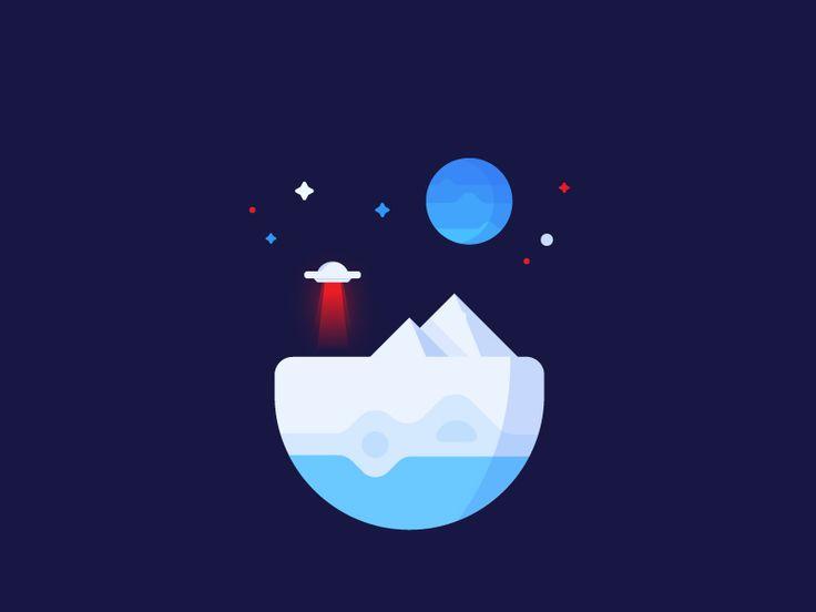 Ufo by MBE
