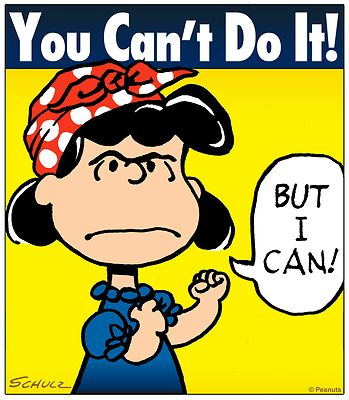I CAN! I CAN! I Can!