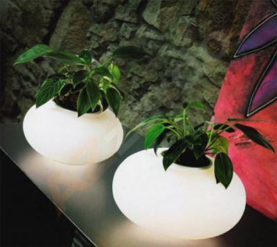 AZzardo Flora - Blomkruka & Bordslampa