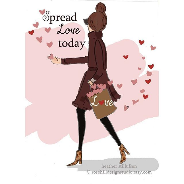We need more love so today #Spread #L❤️VE ❤️