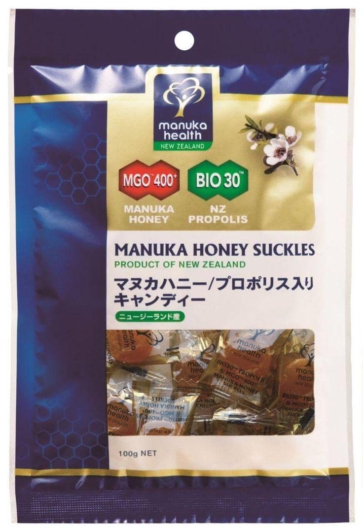 Amazon.co.jp: プロポリス&マヌカハニーMGO400+ キャンディー: 食品・飲料・お酒 通販