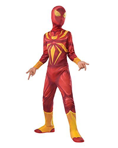 Rubies Costume Spider-Man Ultimate Child Iron Spider Costume @ niftywarehouse.com #NiftyWarehouse #Geek #Gifts #Collectibles #Entertainment #Merch
