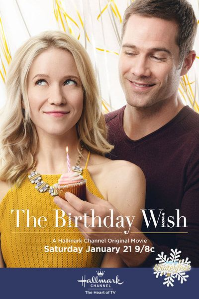 A woman expecting to get engaged on her all-important 30th birthday gets a different surprise after she makes her birthday wish: a glimpse into her future – which doesn't resemble anything she's ever imagined for herself. Stars Jessy Schram and Luke Macfarlane.