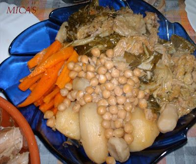 horta e cozinha: Cozido á Portuguesa na panela de cozimento lento