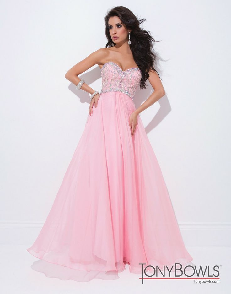 73 best images about Prom dresses!!!! on Pinterest | Tony bowls ...