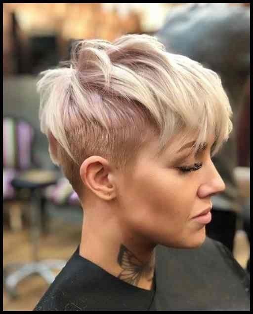 Best Inspiring Pixie Undercut Hairstyles 2019 Frisuren Madame