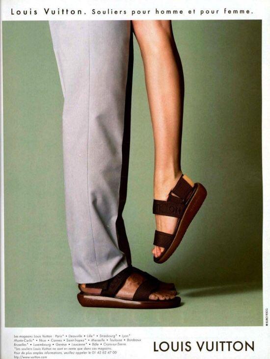 Shoes for men and women. #ad #fashion #Louis_Vuitton / Source: y2kb2k