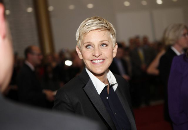 Beloved television icon and entertainment pioneer Ellen DeGeneres is the 15th recipient of The Kennedy Center Mark Twain Prize for American Humor. (photo credit: Scott Suchman)