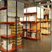 Slotted angle Shelving Racks are Light Duty Storage System, fabricated; thereafter the sheets are systematically tested, degreased, de-resulted and chemically treated. These are applied in departmental store shelving, multi-tiers shelving, drawer racks, tool cabinet etc.